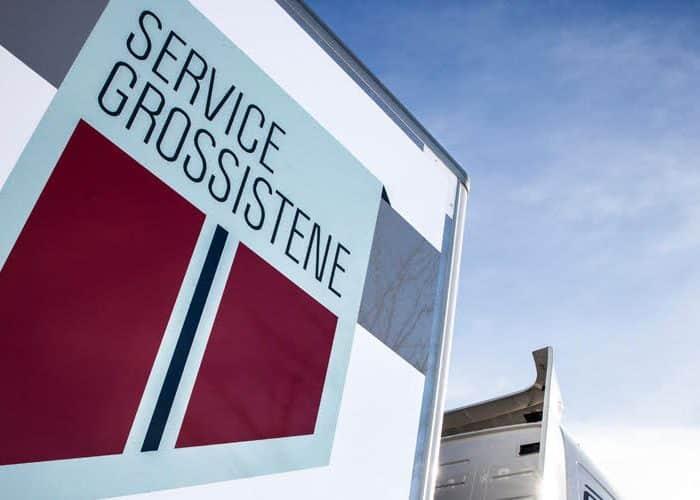 Servicegrossistene